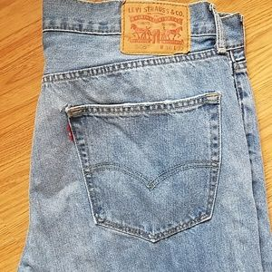 Levi's 505 Jeans 36 x 32